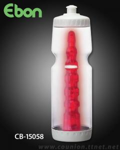 LED Bottle with Flashing Light