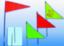 PWF-1001 Flag
