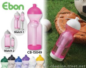 Football-Form Ice Water Bottle-CB-15049